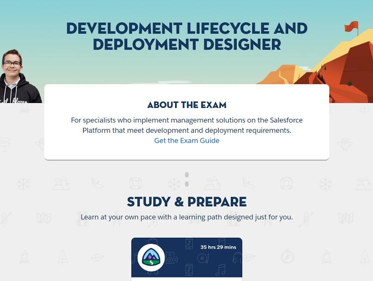 Salesforce Certified Development Lifecycle and Development Designer